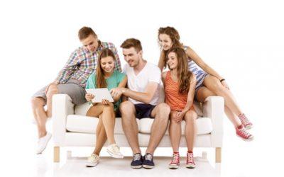 Ihr Unternehmen hat eine junge Zielgruppe?